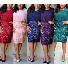 LADIES RITZY SKIRT AND BLOUSE (AVAILABLE IN ALL SIZES)