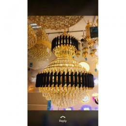 FANCIFUL QUALITY CHANDELIER 017 -deluxe.com.ng