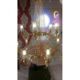 CLASSY QUALITY CHANDELIER LIGHT 027 - deluxe.com.ng