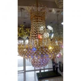 LUXURY QUALITY CHANDELIER LIGHT 028 - deluxe.com.ng