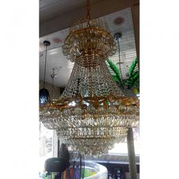 LUXURY QUALITY CHANDELIER LIGHT 034 - deluxe.com.ng