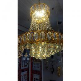 LUXURY QUALITY CHANDELIER LIGHT 035 - deluxe.com.ng