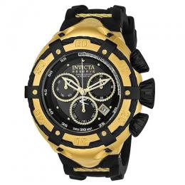 INVICTA 21353 MEN'S BOLT QUARTZ CHRONOGRAPH BLACK DIAL XL WATCH