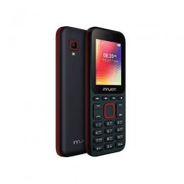 Innjoo L100 1.77-Inch (32MB + 32MB) 0.3MP MP3/MP4/FM Mobile Phone - Black