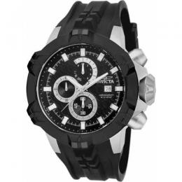 INVICTA 16900 MEN'S I-FORCE QUARTZ MULTIFUNCTION BLACK DIAL LARGE WATCH