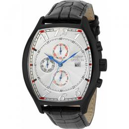 Invicta 7512 Men's Signature Multi-Function with Multi-Strap Leather Watch