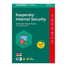 KASPERSKY INTERNET SECURITY 1+1(LATEST VERSION)