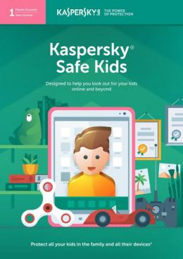 Kaspersky Safe Kids Africa Edition. 1-User 1 year Base Download Pack - deluxe.com.ng
