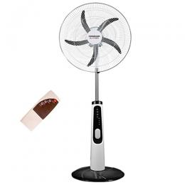 21-Inch Rechargeable Standing Fan With Remote Control (KINGSHAN)