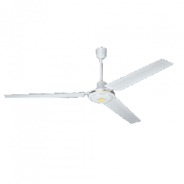 RITE TEK CF -180 56 INCH CEILING FAN WHITE