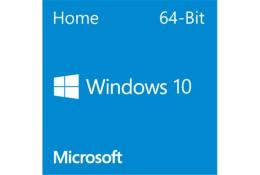MICROSOFT WIN HOME 10X64 DVD ENG INT DSP
