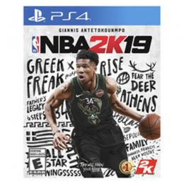 NBA 2K19 PS4 (DW)