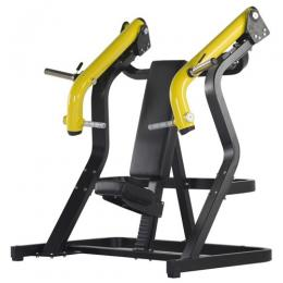MS FITNESS LA-02 INCLINED CHEST PRESS