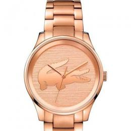 LACOSTE 2001015 WOMEN'S VICTORIA ROSE GOLD BRACELET WATCH