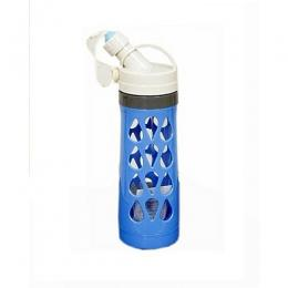 Lambano Elegant Water Bottle – Blue