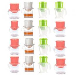 Lambano Souvenir (Pack Of 16) Manual Fruit Juicer 400ml – Multicolour