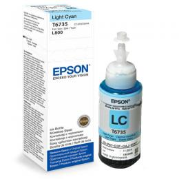 EPSON T6735 LIGHT CYAN 70 ML