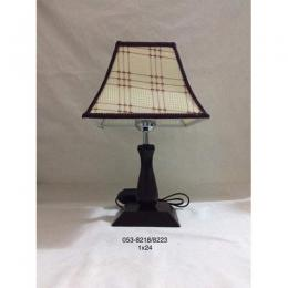 EXECUTIVE OFFICE TABLE LAMP|053-8218/8223 (1x24) - deluxe.com.ng