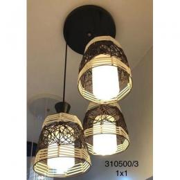 EXECUTIVE CHANDELIER LAMPS|310500/3 (1x1) - deluxe.com.ng