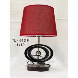 LUXURY TABLE LAMPS|TL-612F (1x12) - deluxe.com.ng
