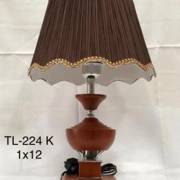 LUXURY TABLE LAMPS|TL-224K (1x12) - deluxe.com.ng