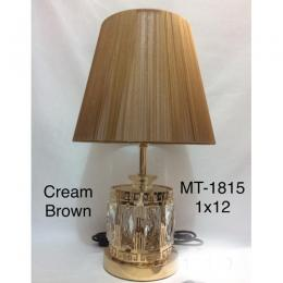 EXECUTIVE OFFICE TABLE LAMP|MT-1815 (1x12) - deluxe.com.ng
