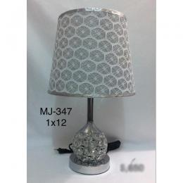 CLASSY TABLE LAMPS|MJ-347 (1x12) - deluxe.com.ng