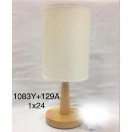EXECUTIVE OFFICE TABLE LAMP|1083Y+129A (1x24) - deluxe.com.ng