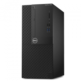 Dell Optiplex 3050 MT Desktop Computer - Intel Core I5 (7th Gen) I5-7500 3.40 Ghz - 8 Gb DDR4 Sdram - 1 Tb Hdd