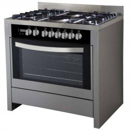 Scanfrost Cooker Stainless Steel- SFC9502SS