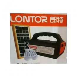 Lontor High Quality Solar Lighting Kit