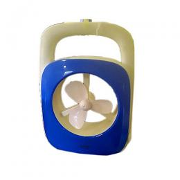 Lontor Mini Rechargeable Fan With LED Light