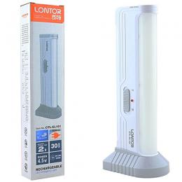 Lontor Rechargeable Lamp - CTL-EL101 Small