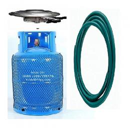Marvel 12.5kg Gas Cylinder & 4 Yards Hose
