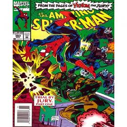 Marvel Amazing Spider-Man 383