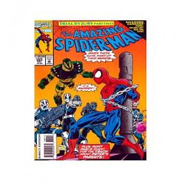 Marvel Amazing Spider-Man 384