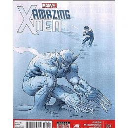 Marvel Amazing X-Men 4