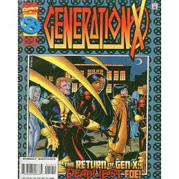 Marvel Generation X 12