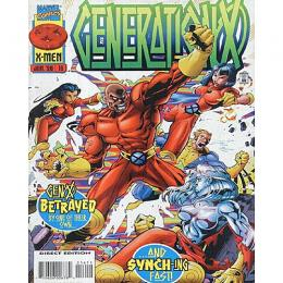 Marvel Generation X 16