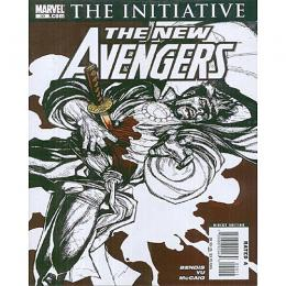Marvel New Avengers 30