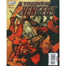 Marvel New Avengers 32