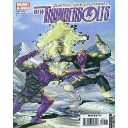 Marvel New Thunderbolts 17