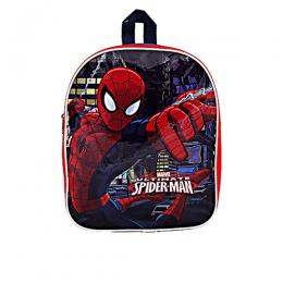Marvel Toddler Backpack - Spiderman- Blue/Red