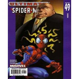 Marvel Ultimate Spider-Man 49