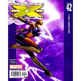 Marvel Ultimate X-Men 42