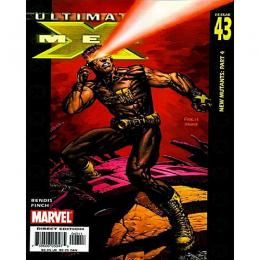 Marvel Ultimate X-Men 43