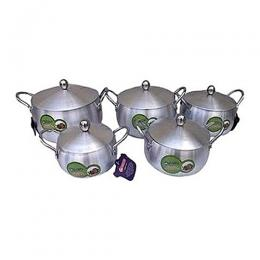 Master Chef 5pcs Bellied Pot