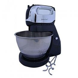 Master Chef Cake Mixer with Large Capacity Rotating Bowl