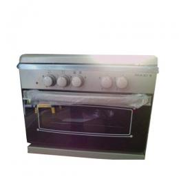 MAXI MIDI Gas Cooker (3+1) Inox Colour (DE)