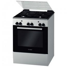BOSCH HGA120F50S 60CM FREESTANDING GAS/GAS COOKER STAINLESS STEEL